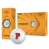Callaway Warbird Golf Balls 12/pkg-P