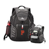 High Sierra Big Wig Black Compu Backpack-P