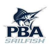 Medium Decal-PBA Sailfish Stacked