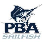 Extra Large Decal-PBA Sailfish Stacked