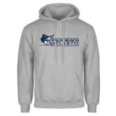 Grey Fleece Hood-Palm Beach Atlantic University