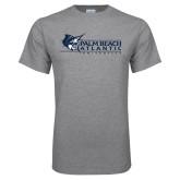 Sport Grey T Shirt-Palm Beach Atlantic University