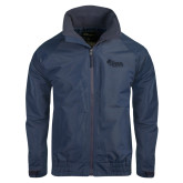 Navy Charger Jacket-Primary Mark Tone