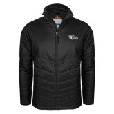 Columbia Mighty LITE Black Jacket-Primary Mark