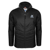 Columbia Mighty LITE Black Jacket-PBA Sailfish Stacked