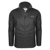 Columbia Mighty LITE Charcoal Jacket-Primary Mark
