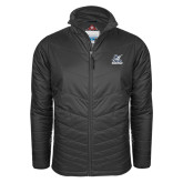Columbia Mighty LITE Charcoal Jacket-PBA Sailfish Stacked