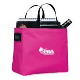 Tropical Pink Essential Tote-Primary Mark Tone