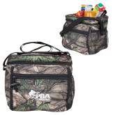 Big Buck Camo Junior Sport Cooler-Primary Mark Tone