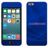 iPhone 5/5s Skin-Blue Hose