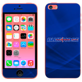 iPhone 5c Skin-Blue Hose