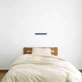 Presbyterian 6 in x 1 ft Fan WallSkinz-Blue Hose