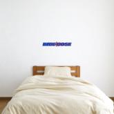 Presbyterian 6 in x 2 ft Fan WallSkinz-Blue Hose