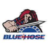 Presbyterian Large Decal-Mascot, 12 inches wide