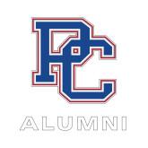Presbyterian Alumni Decal-Alumni, 6 inches tall