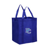 Non Woven Royal Grocery Tote-PC
