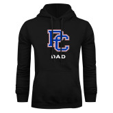 College Black Fleece Hoodie-Dad