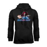 Black Fleece Hood-Mascot
