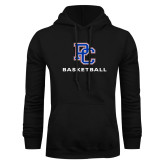 College Black Fleece Hoodie-Basketball