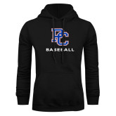 College Black Fleece Hoodie-Baseball