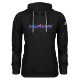 Adidas Climawarm Black Team Issue Hoodie-Blue Hose
