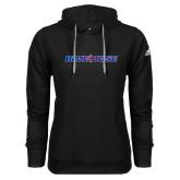 Adidas Climawarm Black Team Issue Hoodie-Blue Hose