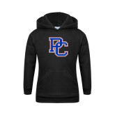 College Youth Black Fleece Hoodie-PC