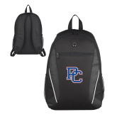 Atlas Black Computer Backpack-PC