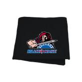 Black Sweatshirt Blanket-Mascot