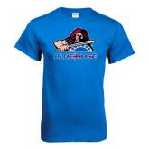 Royal Blue T Shirt-Mascot
