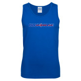 Presbyterian Royal Tank Top-Blue Hose