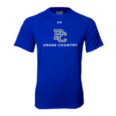 Under Armour Royal Tech Tee-Cross Country