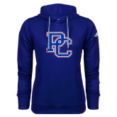 College Adidas Climawarm Royal Team Issue Hoodie-PC