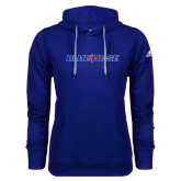 College Adidas Climawarm Royal Team Issue Hoodie-Blue Hose