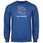 College Royal Fleece Crew-Alumni