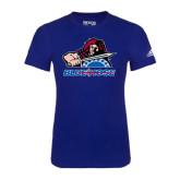 Adidas Royal Logo T Shirt-Mascot
