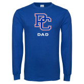 Presbyterian Royal Long Sleeve T Shirt-Dad