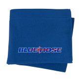 Royal Sweatshirt Blanket-Blue Hose