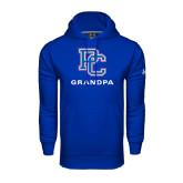 Under Armour Royal Performance Sweats Team Hood-Grandpa