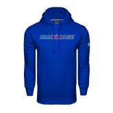 Under Armour Royal Performance Sweats Team Hood-Blue Hose