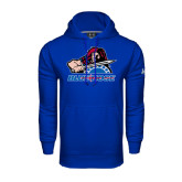 Under Armour Royal Performance Sweats Team Hood-Mascot