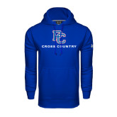 Under Armour Royal Performance Sweats Team Hood-Cross Country