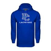 Under Armour Royal Performance Sweats Team Hood-Lacrosse