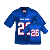 Youth Replica Royal Football Jersey-#26