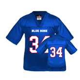 Youth Replica Royal Football Jersey-#34