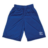 Midcourt Performance Royal 9 Inch Game Short-PC