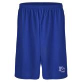 Midcourt Performance Royal 9 Inch Short w/Pockets-PC