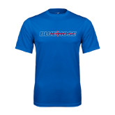 Syntrel Performance Royal Tee-Blue Hose