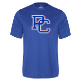 College Performance Royal Tee-PC