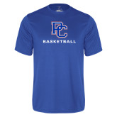 College Performance Royal Tee-Basketball